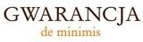 Co to jest gwarancja de minimis?