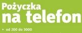 Pożyczka przez telefon- gdzie i za ile?